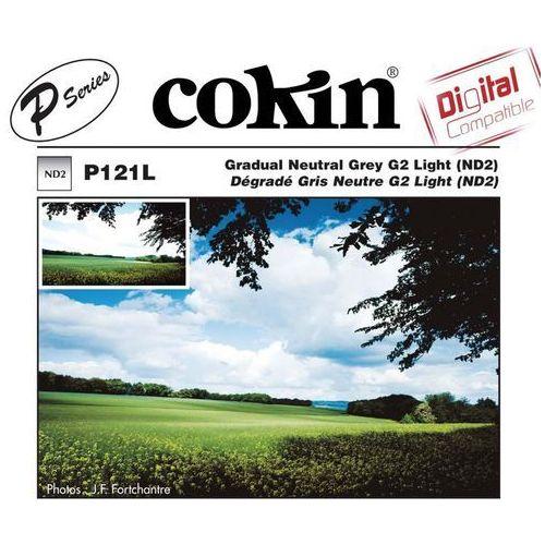 Cokin  p121l połówkowy szary g2 light ndx2 systemu cokin p