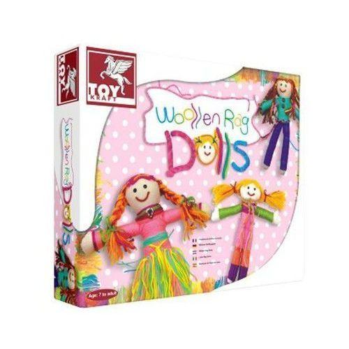 Toy kraft Wełniane lalki