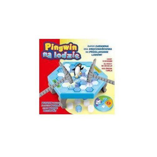 Gra - Pingwin na lodzie LUCRUM (5907377126744)
