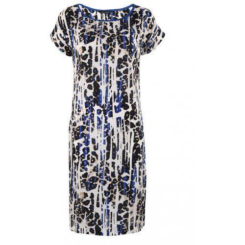 Vito vergelis Sukienka 6096 (kolor: wielobarwny, rozmiar: 48)