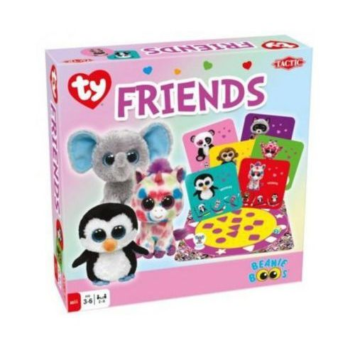 Tactic Ty beanie boos friends