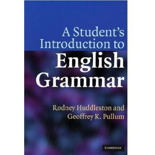 OKAZJA - Student's Introduction to English Grammar