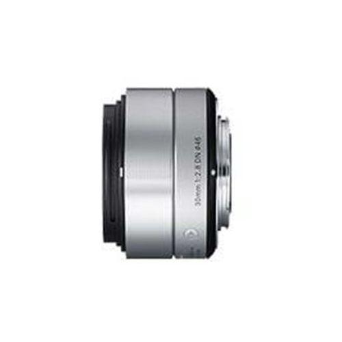 Sigma 30 mm f/2,8 DN A (srebrny) - produkt w magazynie - szybka wysyłka!, OSDMFT30/2.8 A DN