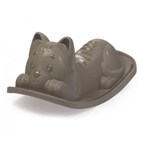 huśtawka-bujak kotek, szary marki Smoby