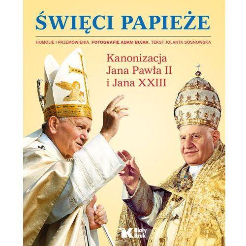 Święci Papieże - Sosnowska Jolanta (128 str.)