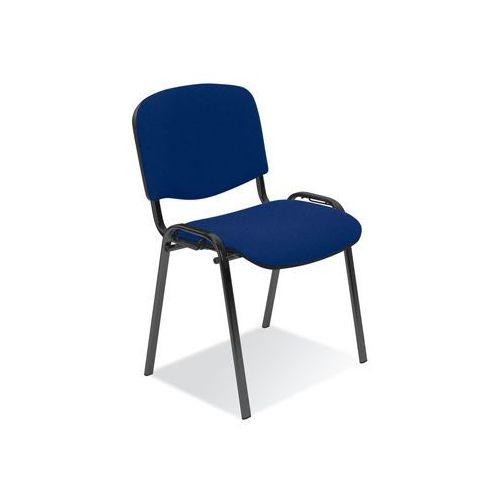 Nowy styl Iso black krzesło