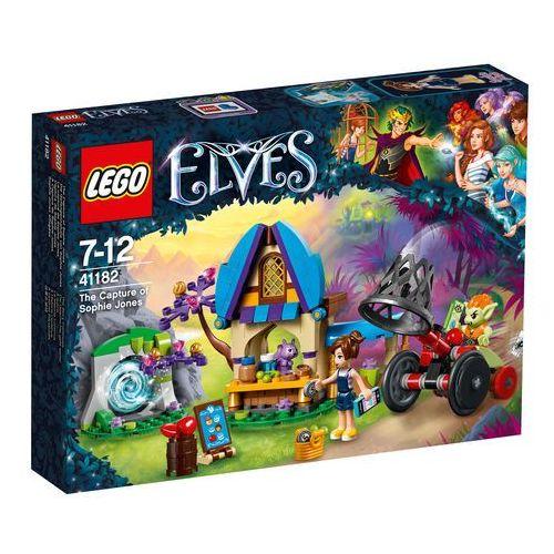 41182 ZASADZKA NA SOPHIE JONES (The Capture of Sophie Jones) KLOCKI LEGO ELVES rabat 5%