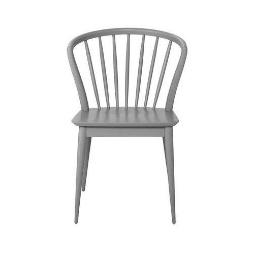 Krzesło laura szare marki Bloomingville