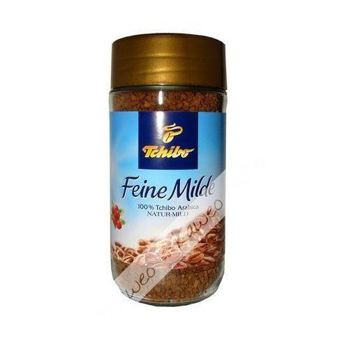 Tchibo Feine Milde kawa Rozpuszczalna 100% Arabica 100g