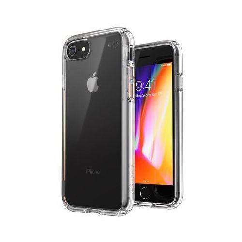 Speck Presidio Perfect Clear etui do iPhone 8 / 7 z powłoką MICROBAN (przeżroczyste)