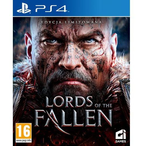 Lords of Fallen z kategorii [gry PS4]