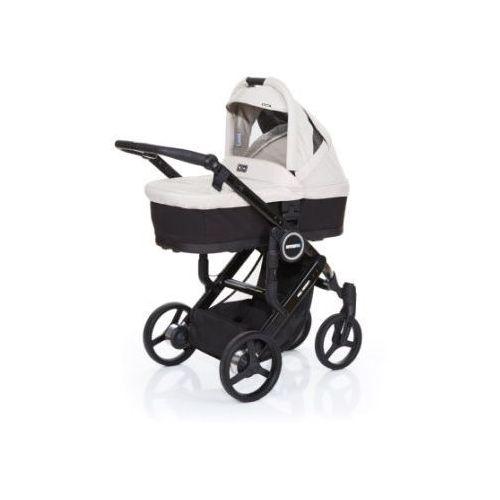 wózek dziecięcy mamba plus black-sheep, stelaż black / siedzisko black marki Abc design