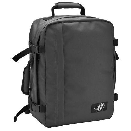 classic 36l torba podróżna podręczna / kabinowa / plecak / szary - original grey marki Cabinzero