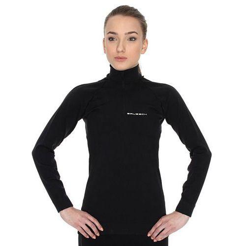 active ls01040 - damska bluza (czarny) marki Brubeck