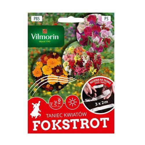 Mieszanka kwiatów FOKSTROT nasiona na taśmie 3 x 2 m VILMORIN, 5907617323223