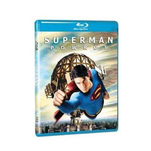 Superman. powrót marki Galapagos films