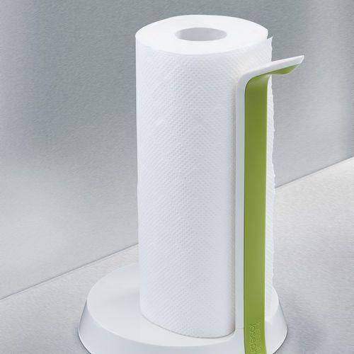 JJ - Stojak na ręczniki papierowe, biało-zielony 85051 Wysyłka w 24 godziny! Zadzwoń +48 85 743 78 55 (5028420850512)