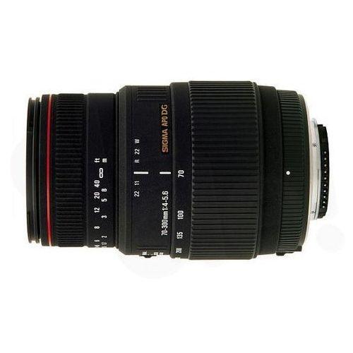 Sigma AF 70-300/4-5,6 APO DG Macro Canon - produkt w magazynie - szybka wysyłka! - sprawdź w wybranym sklepie