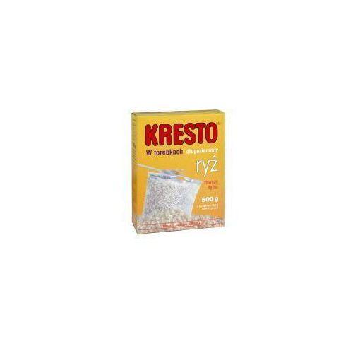 Ryż długoziarnisty zawsze sypki w torebkach Kresto 4 x 125 g (5902451177667)