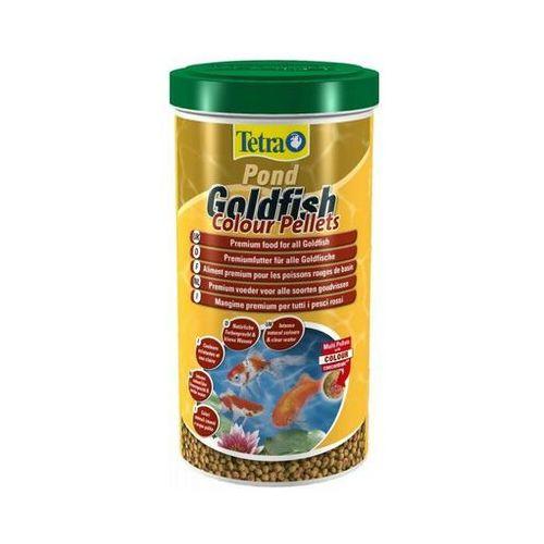 TETRA Pokarm Pond Goldfish Colour Pellets 1 L - DARMOWA DOSTAWA OD 95 ZŁ!