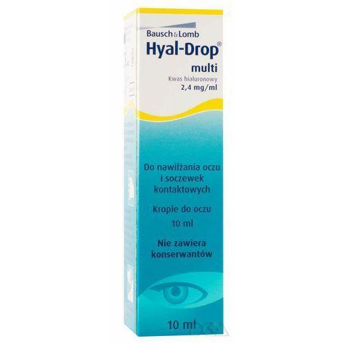 Hyal-Drop Multi Krople do nawilżania oczu i soczewek 10ml - sprawdź w wybranym sklepie