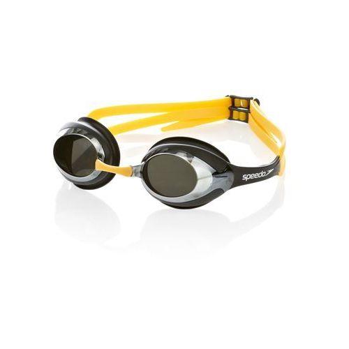 Speedo Okulary do pływania merit mirror (5051746919618)