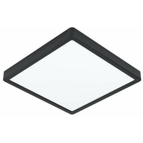 Eglo Fueva 5 99257 plafon lampa sufitowa 1x20W LED czarny (9002759992576)