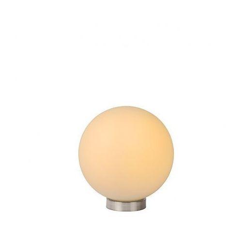 mona lampa stołowa biały, 1-punktowy - nowoczesny - obszar wewnętrzny - mona - czas dostawy: od 4-8 dni roboczych marki Lucide