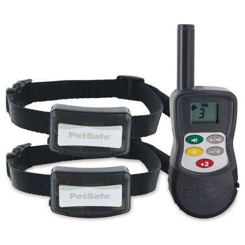 Obroże elektroniczne dla dwóch psów  350m trainer marki Petsafe