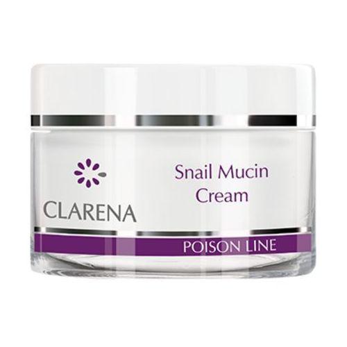 snail mucin cream krem regenerujący ze śluzem ślimaka (22442) marki Clarena