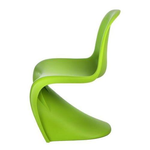 Krzesło Balance PP zielone (5902385728966)