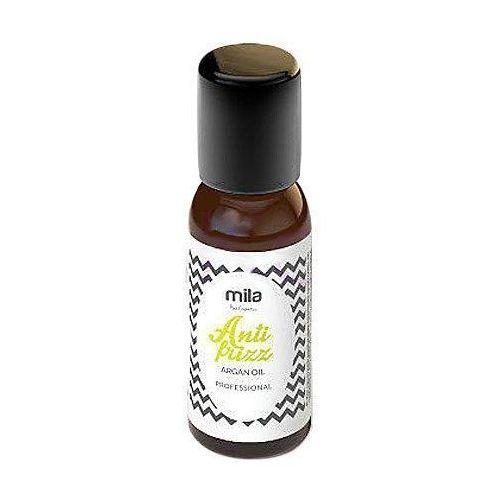 Mila anti-frizz argan oil, eliksir dyscyplinujący przeciw puszeniu się włosów 30ml