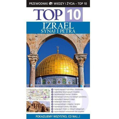 Top 10. Izrael, Synaj I Petra (9788377399491)