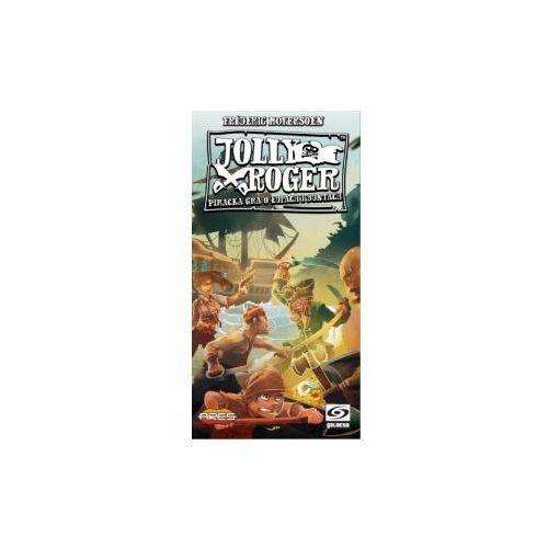 Jolly roger: piracka gra o łupach i buntach marki Galakta