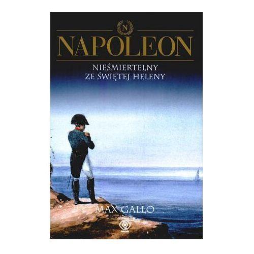Napoleon, t.4 - Max Gallo, Rebis - Dom Wydawniczy