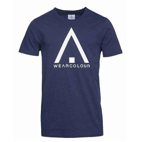 Koszulka - wear tee midnight blue (635) rozmiar: m, Clwr