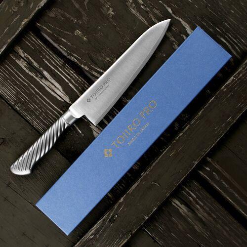Nóż szefa kuchni, stal japońska vg-10, 18 cm tojiro pro (f-888) (4960375138882)