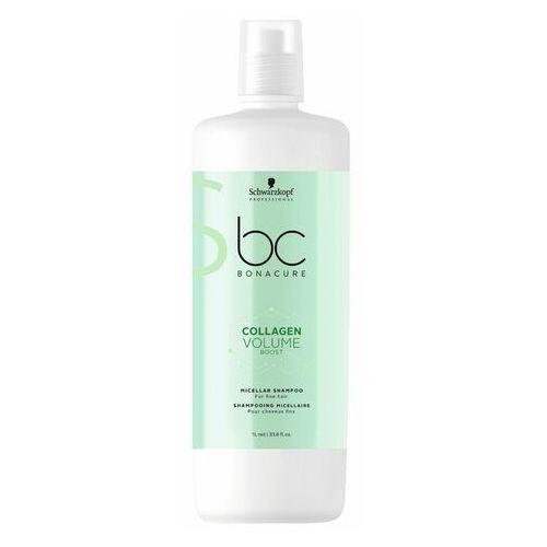 Schwarzkopf BC Volume Boost, szampon dodający objętości wysuszonym włosom 1000ml (4045787321395)