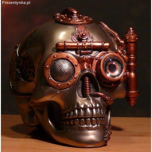 Czacha szkatułka Veronese Steampunk. Najniższe ceny, najlepsze promocje w sklepach, opinie.