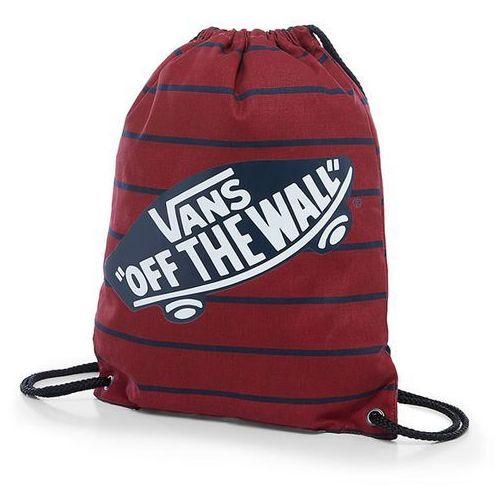 d0ff5b91017ed plecak VANS - Benched Novelty Bag Tibetan Red Stripe (O3X) rozmiar: OS