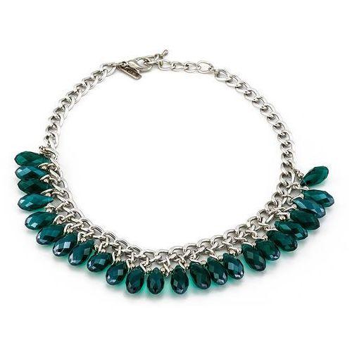 Naszyjnik emerald drop marki Dublon