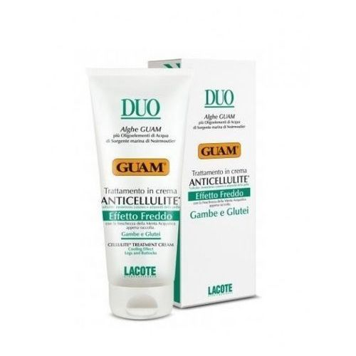 GUAM DUO Anti-Cellulite - Chłodzący krem Antycellulitowy – 200 ml