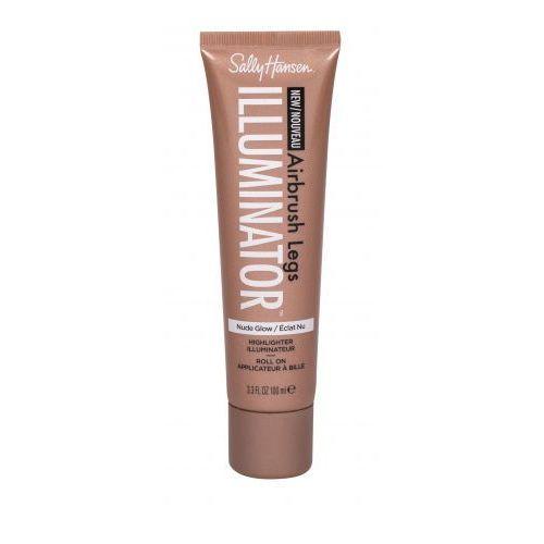 airbrush legs illuminator samoopalacz 100 ml dla kobiet nude glow marki Sally hansen