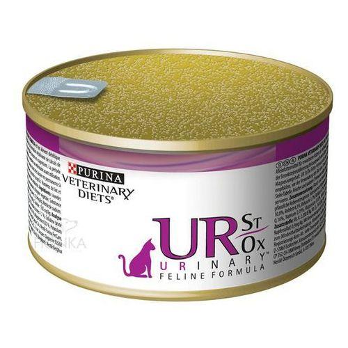 Purina Cat Veterinary Diets UR Urinary 195g puszka