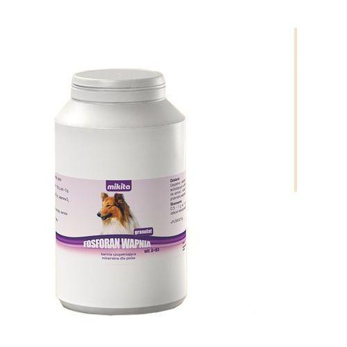 MIKITA Fosforan wapnia + wit. A+D - preparat witaminowo - mineralny dla psów granulat 500g (5907615401183)