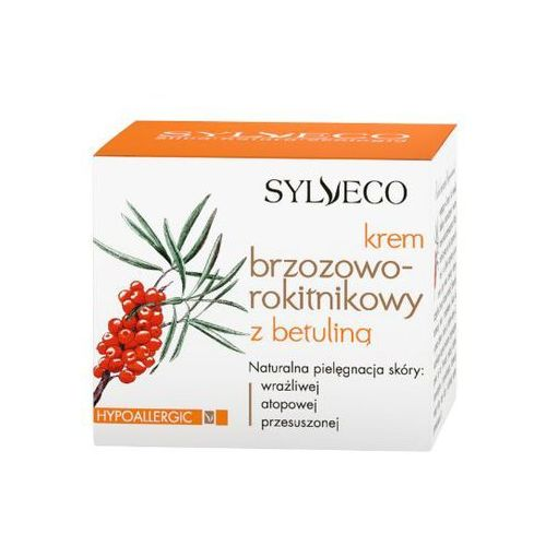 Sylveco Krem brzozowo-rokitnikowy z betuliną