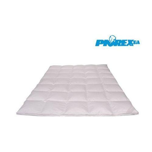 Piórex Kołdra puchowa materacowa linia luksusowa, rozmiar - 200x220, kolor - kremowy wyprzedaż, wysyłka gratis