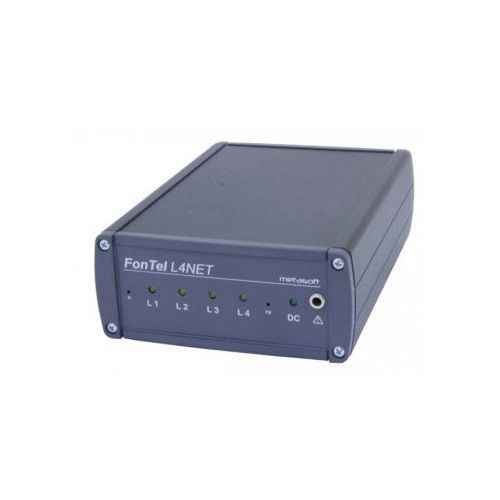 Fontel l4net/2 rejestrator rozmów telefonicznych - wersja na 2 linie analogowe marki Kraj
