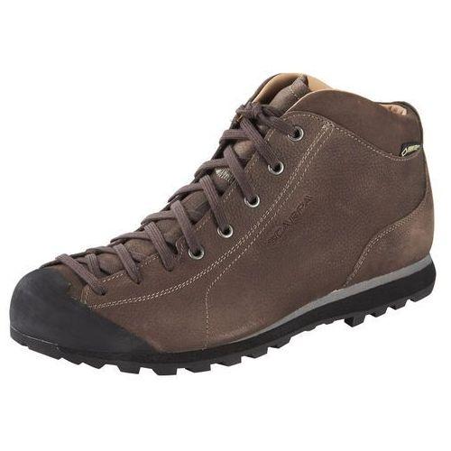 mojito basic mid gtx buty mężczyźni brązowy 46 2018 buty codzienne marki Scarpa