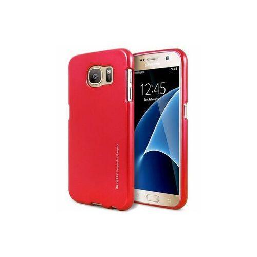 Futerał i-Jelly Mercury - SAM Galaxy NOTE 8 czerwony (8806164395967)
